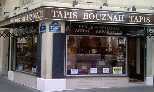 Magasin de tapis à Paris depuis 1956 - Tapis Bouznah
