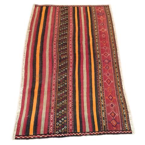kilim iranien style nomade tapis bouznah. Black Bedroom Furniture Sets. Home Design Ideas