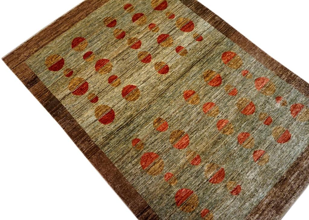 tapis moderne afghan tapis bouznah. Black Bedroom Furniture Sets. Home Design Ideas