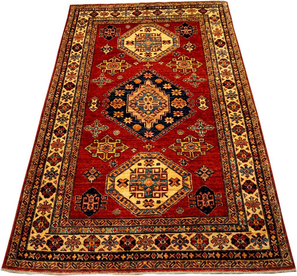 tapis kazak tapis bouznah. Black Bedroom Furniture Sets. Home Design Ideas