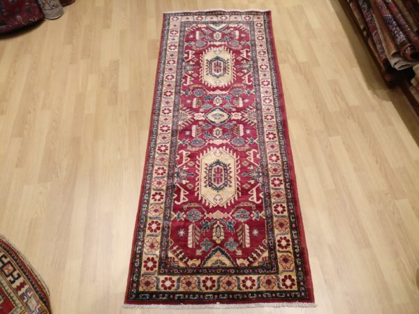 tapis de couloir kazak