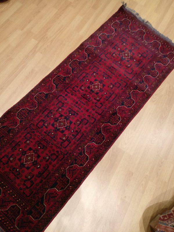 tapis couloir oriental
