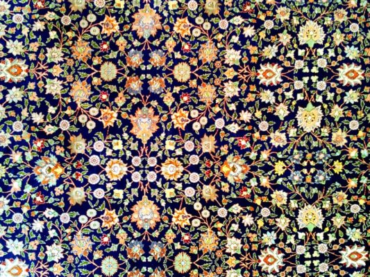 tapis d'orient hereke