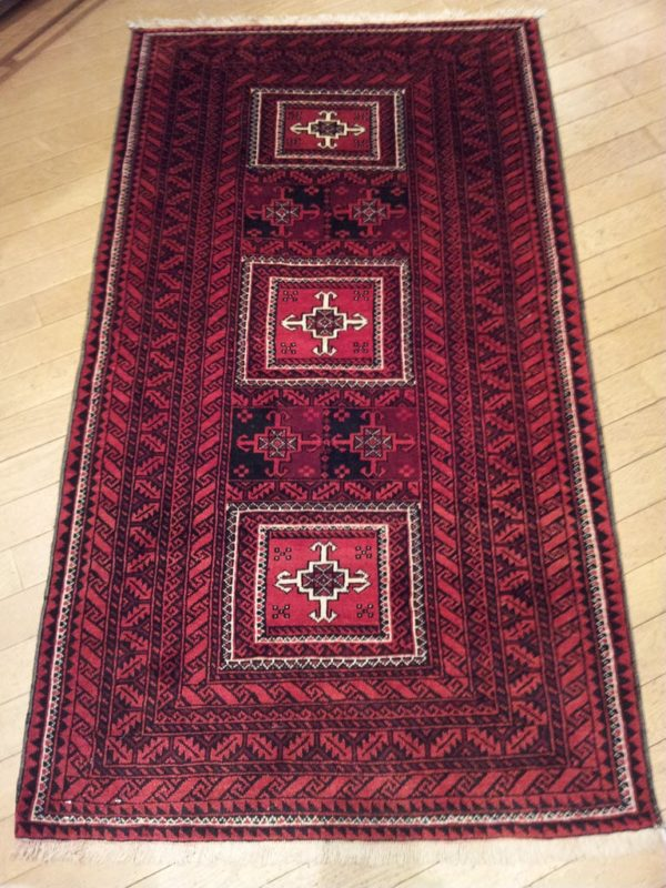 tapis iranien beloutch