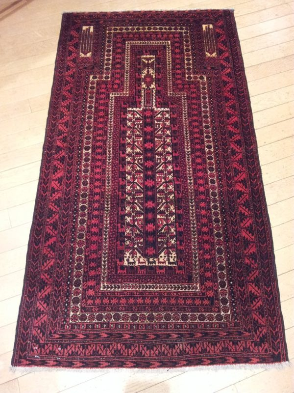 tapis persan beloutch 2