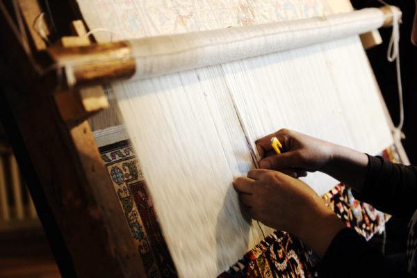 identifier tapis persan