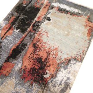 tapis moderne abstrait