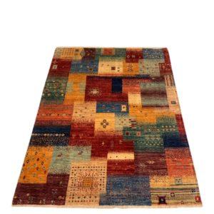 Tapis moderne m inspiration patchwork