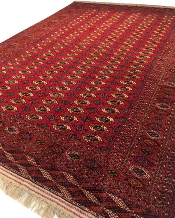 grand tapis boukhara ouzbek