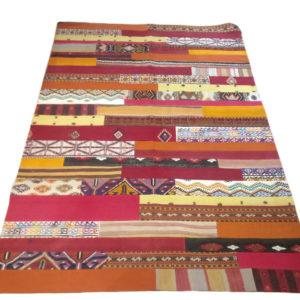 kilim patchwork turc moyenne taille