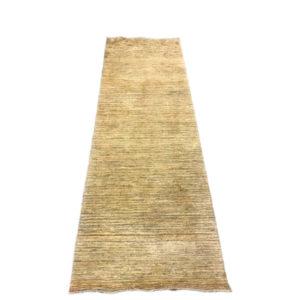 tapis de couloir moderne fond beige rayure 2
