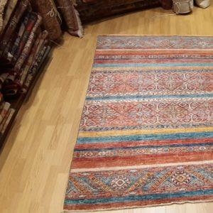 tapis khorjin afghan khorjin couleur patiné 3