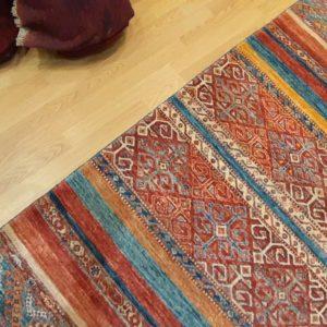 tapis khorjin afghan khorjin couleur patiné 4