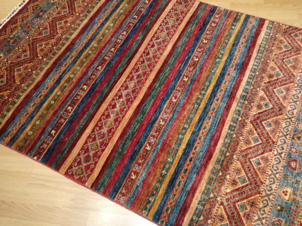 tapis khorjin vue laterale