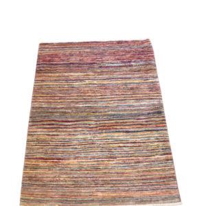 Petit tapis afghan moderne parsa
